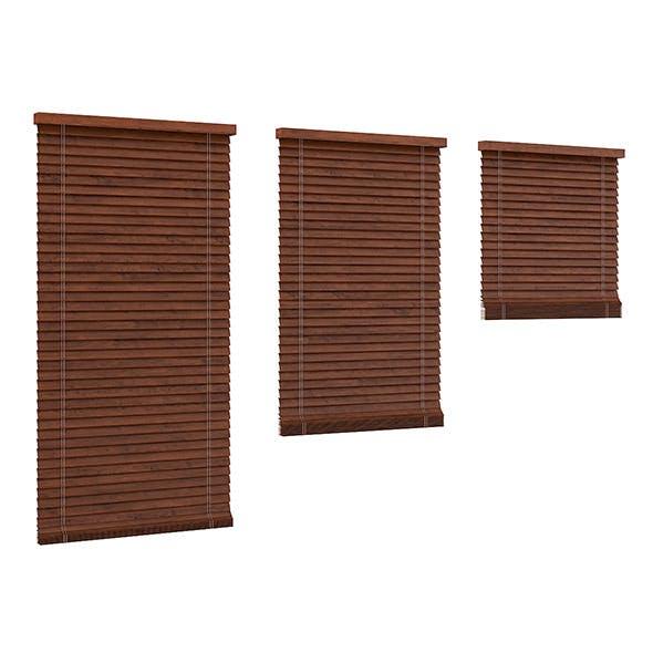 Wooden Shutters 1