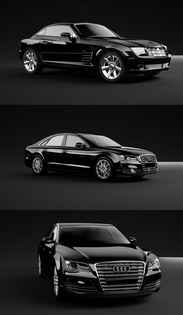 VRay Render Studio for Cars - 3DOcean Item for Sale