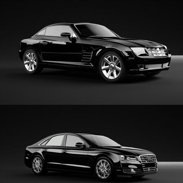 VRay Render Studio for Cars