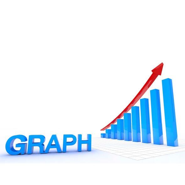 Graph - 3DOcean Item for Sale