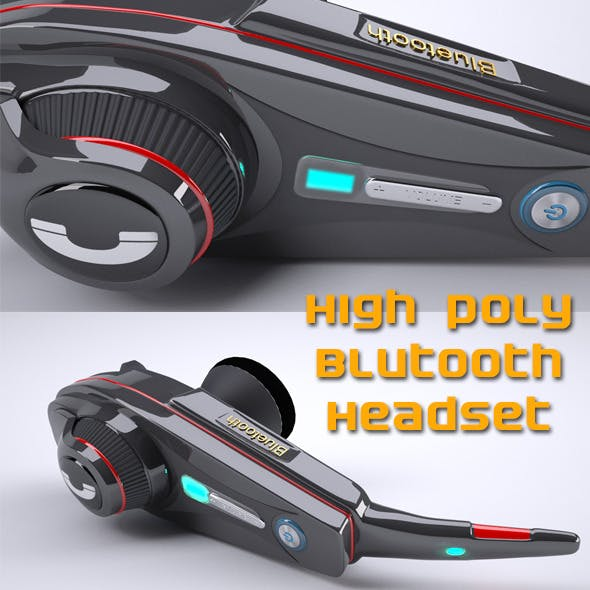 Bluetooth handset