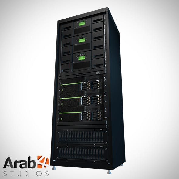 Server Rack IBM 1