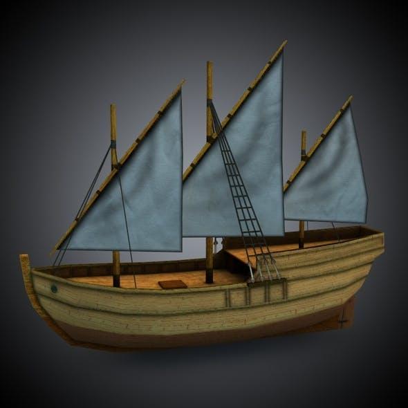 Age of Sail_Caravel