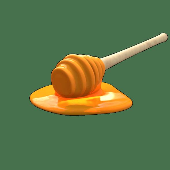 Honey - 3DOcean Item for Sale