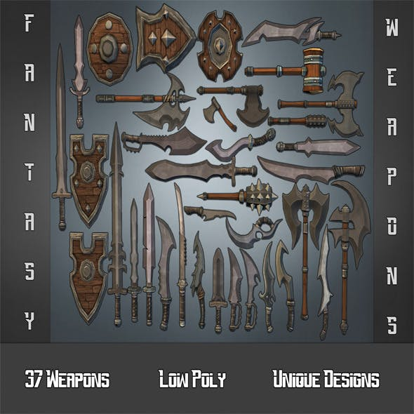 Fantasy Weapon Collection