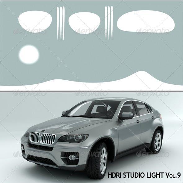 HDRI_Light_9 - 3DOcean Item for Sale