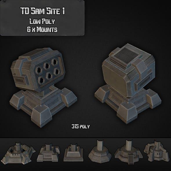TD Sam Site 01 - 3DOcean Item for Sale