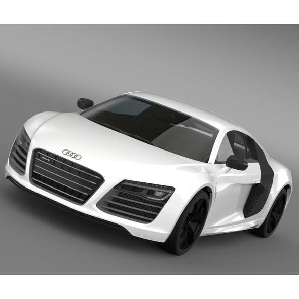 Audi R8 V10plus 2013
