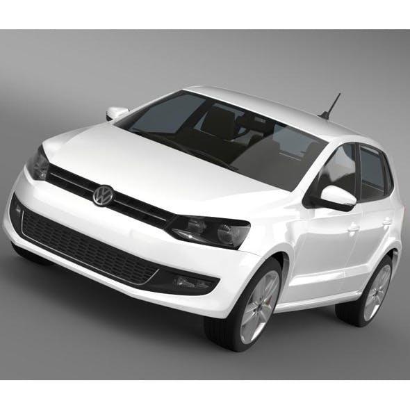 Volkswagen Polo 5d 2009-2013