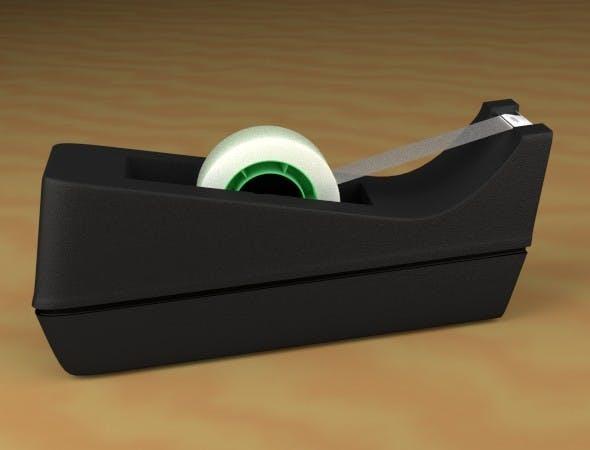 Scotch Tape - 3DOcean Item for Sale