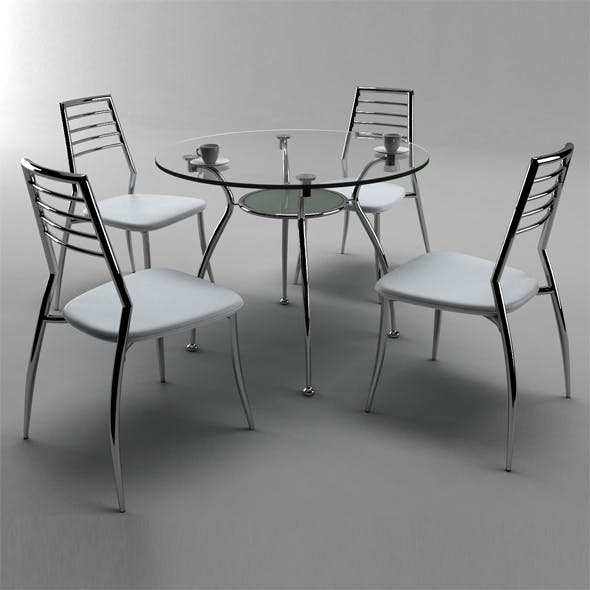 table and chair 9