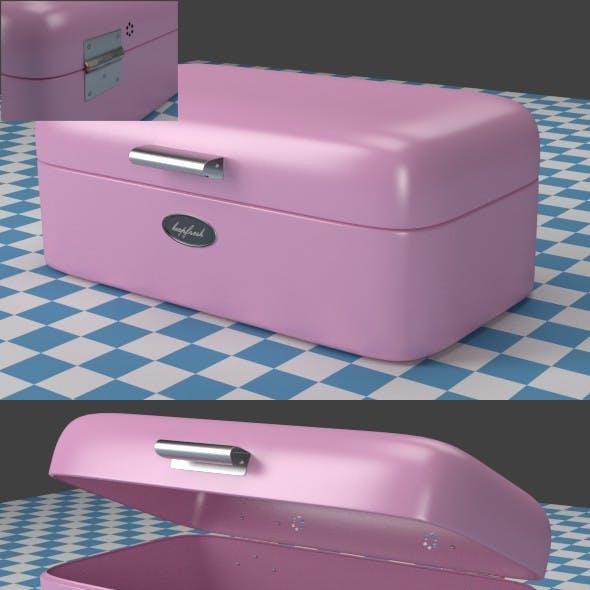 Breadbox pink