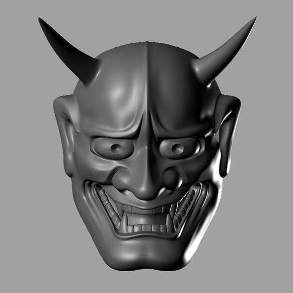 Ogress Mask - 3DOcean Item for Sale