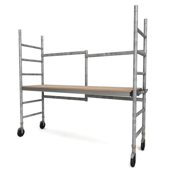 Scafold system - 3DOcean Item for Sale