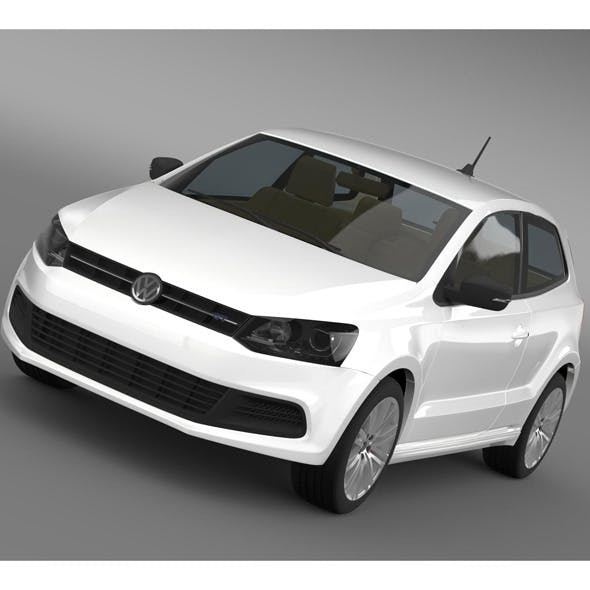 Volkswagen Polo BlueGT 3d 2009-2013