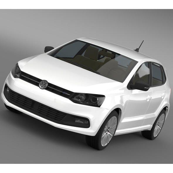 Volkswagen Polo BlueGT 5d 2014