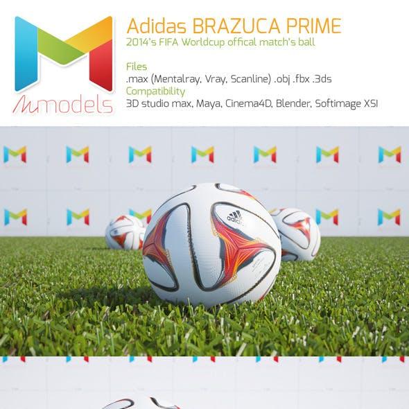 Adidas BRAZUCA PRIME