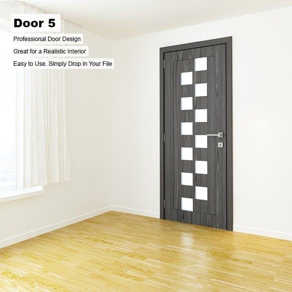 Door 5 - 3DOcean Item for Sale
