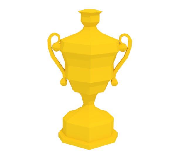 Trophy - 3DOcean Item for Sale