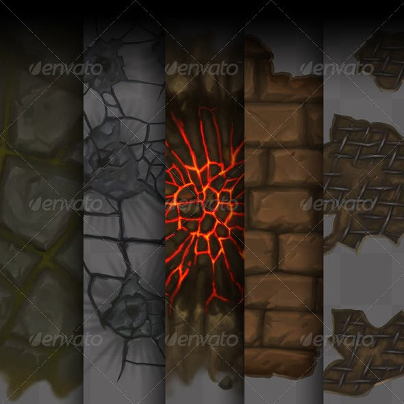 Decal Texture Set 01