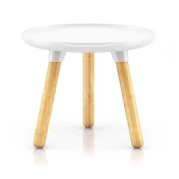 Small Round Coffeetable