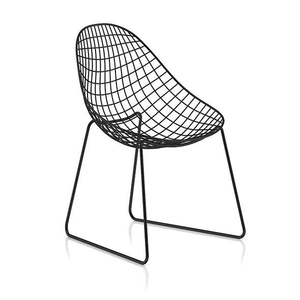 Metal Mesh Chair
