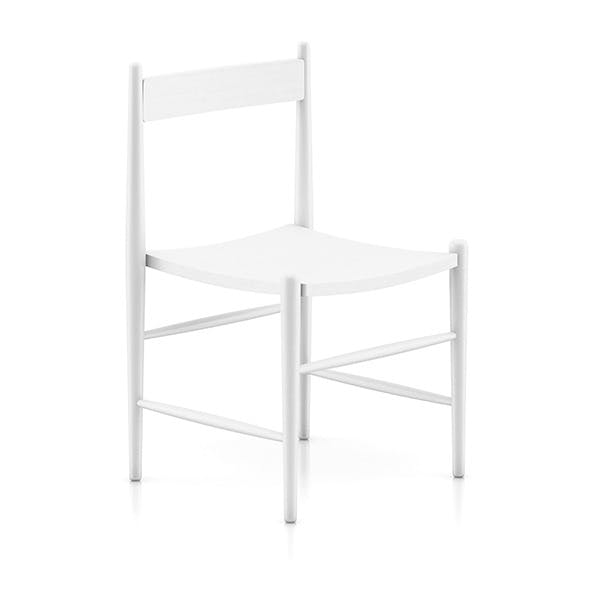 White Wooden Chair - 3DOcean Item for Sale