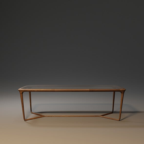 Ceccotti Obi table - 3DOcean Item for Sale