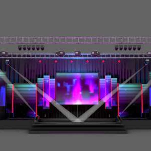 Stage Design pack