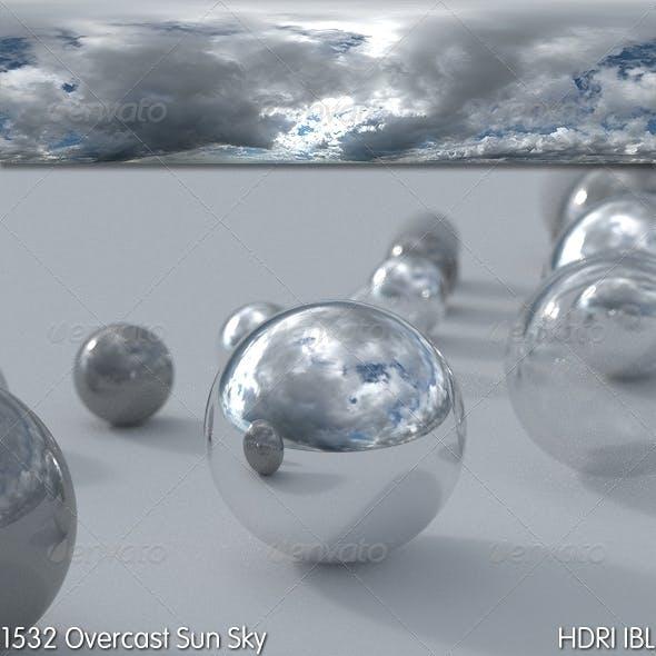 HDRI IBL 1532 Overcast Sun Sky - 3DOcean Item for Sale
