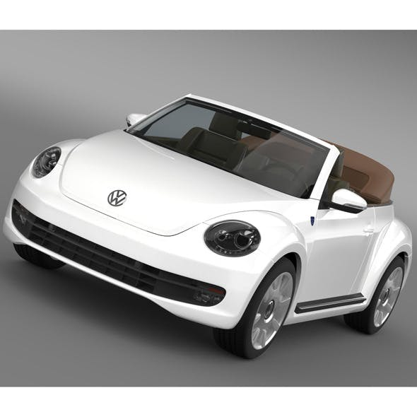 Karmann Beetle Cabrio 2014