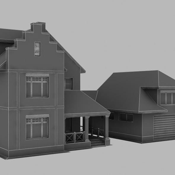 2 storey house 393_