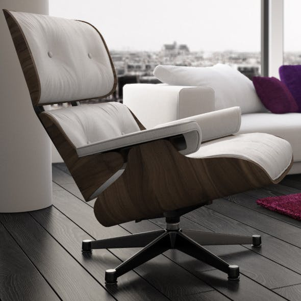 Black Floor Boards - 3DOcean Item for Sale