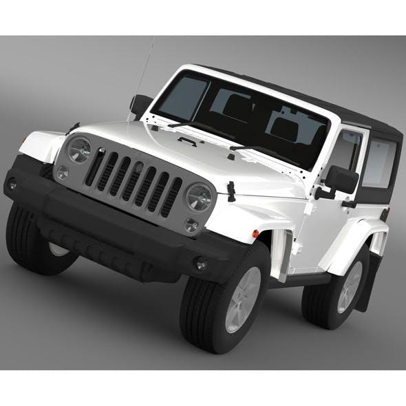 Jeep Wrangler Freedom 2014