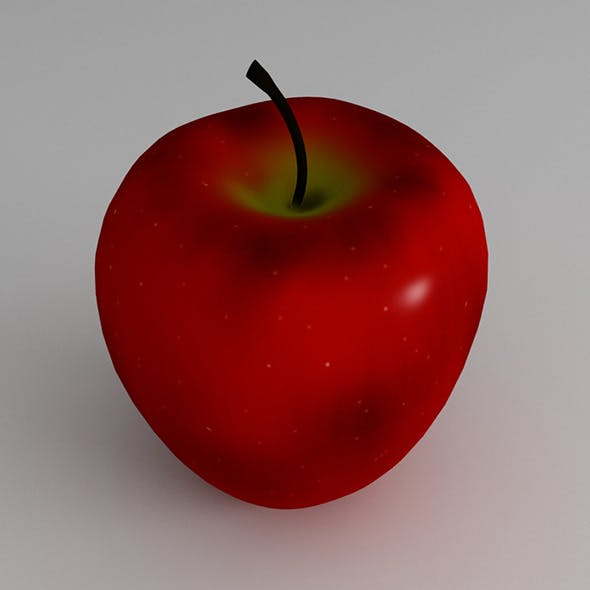 Red Apple - Fruit
