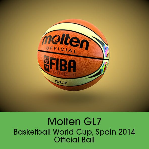 Molten GL7 Official Ball