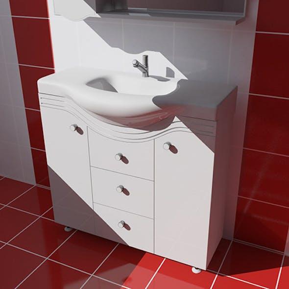 Bathroom Set Bh-1