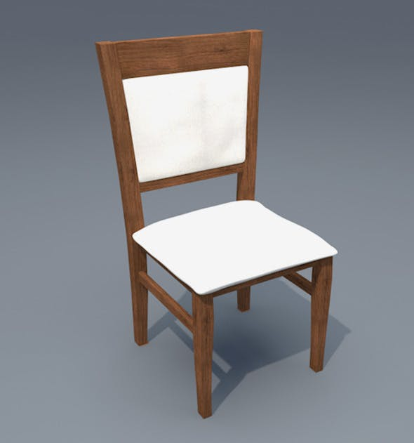 Chair model Ch 2 - 3DOcean Item for Sale