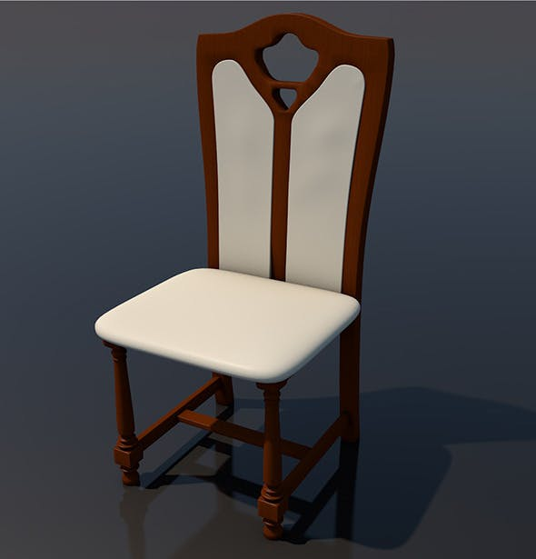 Chair model Ch 3 - 3DOcean Item for Sale
