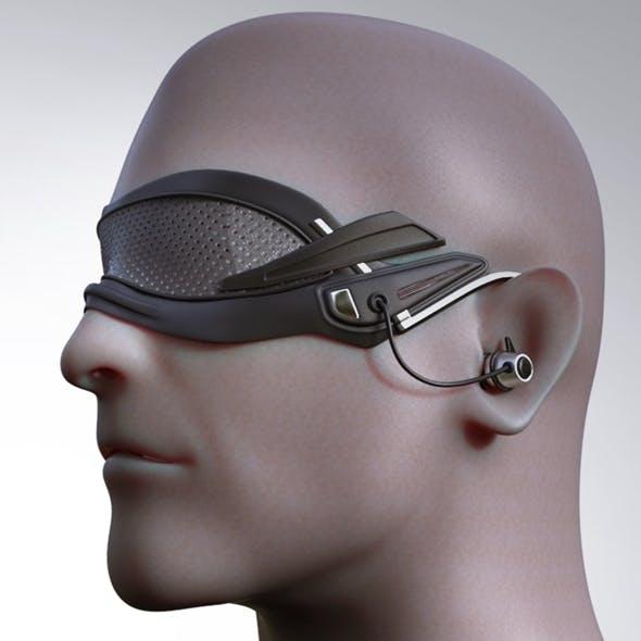 Headphones for sleeping  - 3DOcean Item for Sale