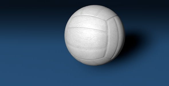 Generic Volleyball - 3DOcean Item for Sale