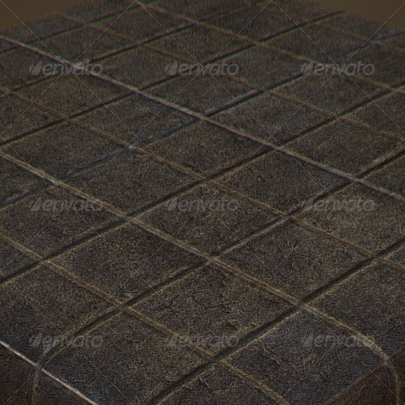 Seamless Grunge Tile - 3DOcean Item for Sale