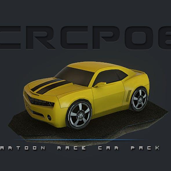 CRCP06 - Cartoon Race Car Pack 06