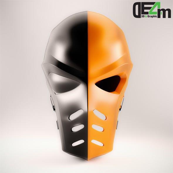 Deathstroke Helmet