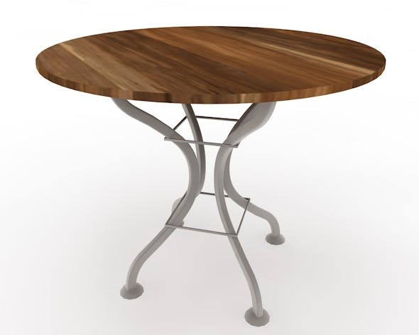 Low-poly Table - 3DOcean Item for Sale