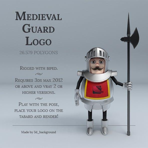 Medieval Guard Logo