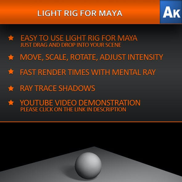 Light Rig for Maya