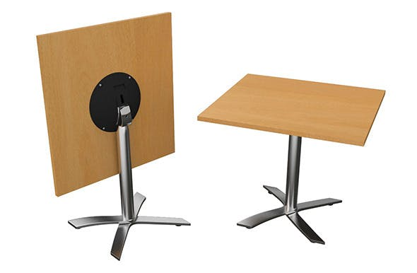 Flip-top Office Table - 3DOcean Item for Sale