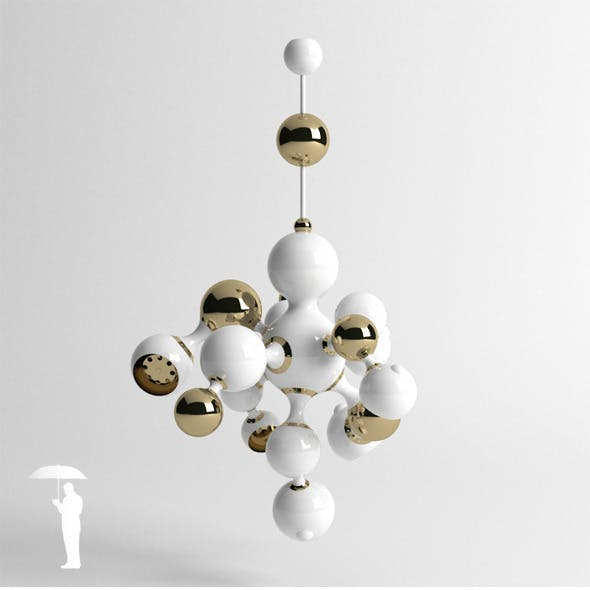 Delightfull Atomic lamp
