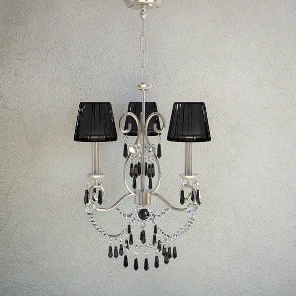 Eco Light Group Lamp - 3D Model